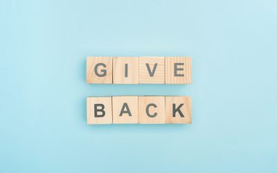 Teaching your kids about Giving Back