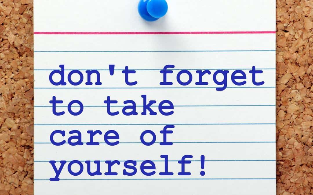 12 Tips for Self Care in Self Isolation